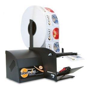 LD6050 Dispensador automático de etiquetas