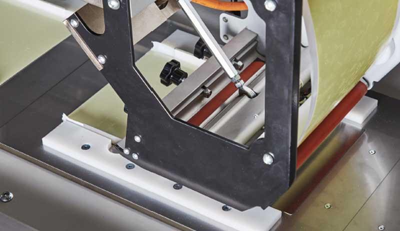 Aplicador automático cinta adhesiva enimac