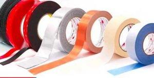 Tipos de cinta adhesiva